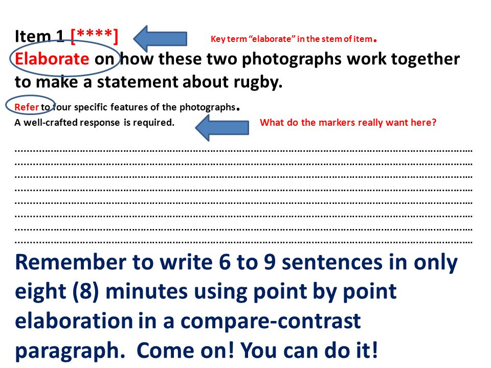 Compare And Contrast Essay Topic Ideas For College