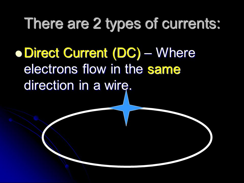 How can we control currents. With circuits. With circuits.