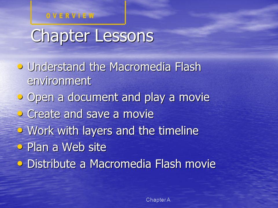 Dm 11 – Intro  To Flash Macromedia Flash MX GETTING STARTED