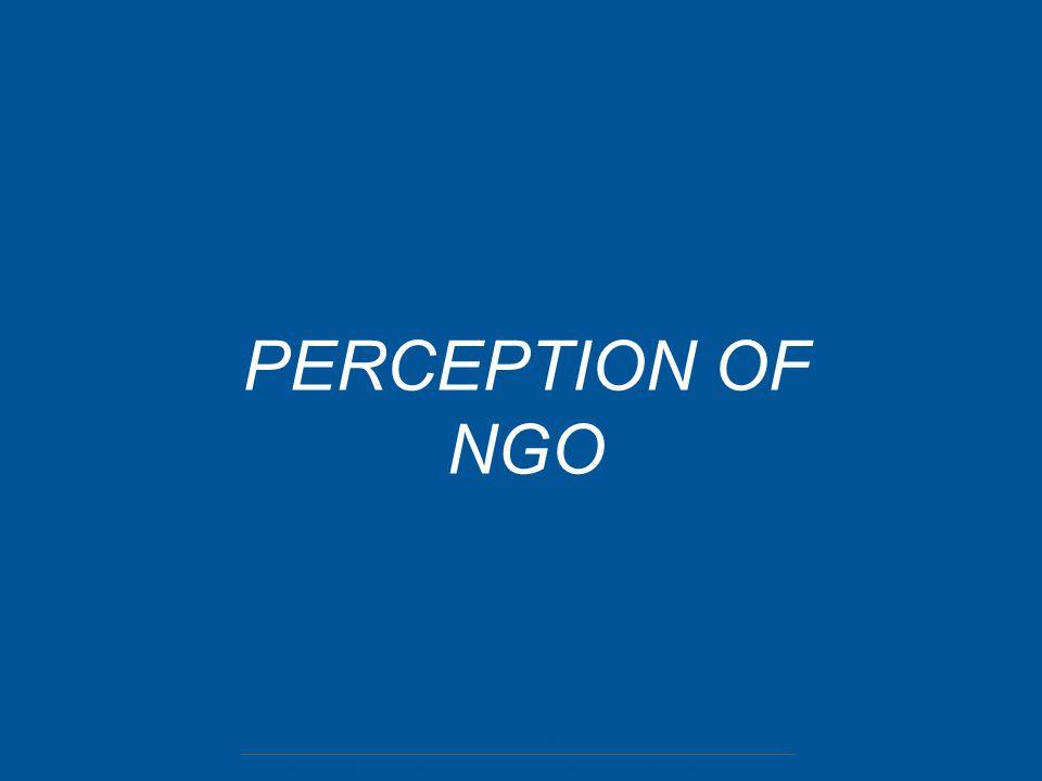 StrategicPuls Group Serbia | Croatia | Slovenia | Bosnia and Herzegovina | Montenegro | Macedonia | Albania PERCEPTION OF NGO