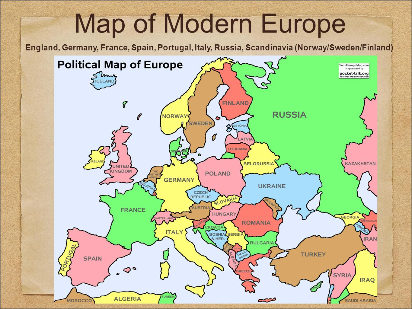 The Middle Ages Chapter Teacher Notes Ppt Video Online Download - Portugal vegetation map