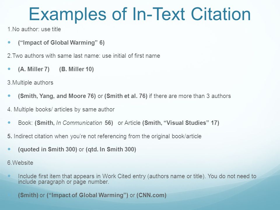 How and when to cite your sources library learning centre sha tin examples of in text citation 1 author use title impact of ccuart Gallery