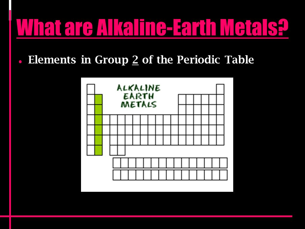 Special groups and names color the periodic table on the back of 5 what are alkaline earth metals elements in group 2 of the periodic table gamestrikefo Image collections