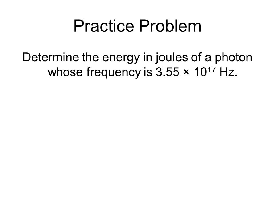 Long Wavelength = Low Frequency = Low ENERGY Short Wavelength = High Frequency = High ENERGY Wavelength Table