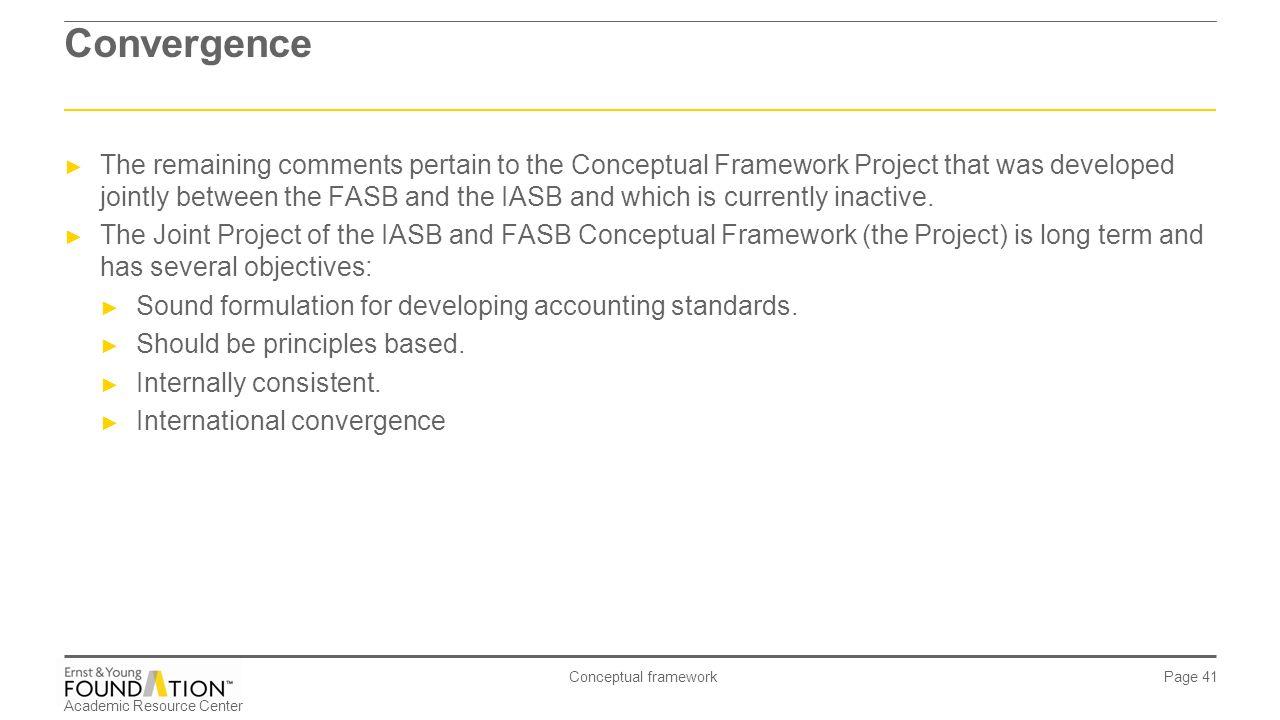 Conceptual framework. Academic Resource Center Conceptual ...