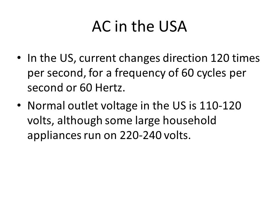 alternating current examples appliances. 5 ac alternating current examples appliances a
