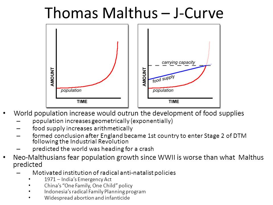 neo malthusian perspective on population Read the full-text online edition of world hunger: a neo-malthusian perspective exceeding historically record high rates of population growth were characteristic.