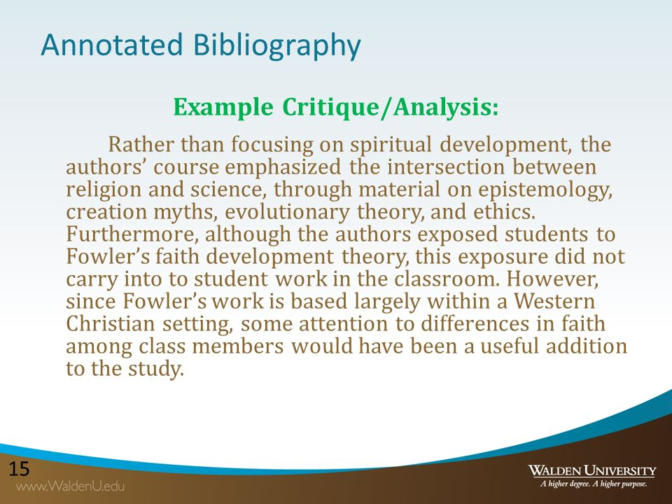 bibliography essay topics