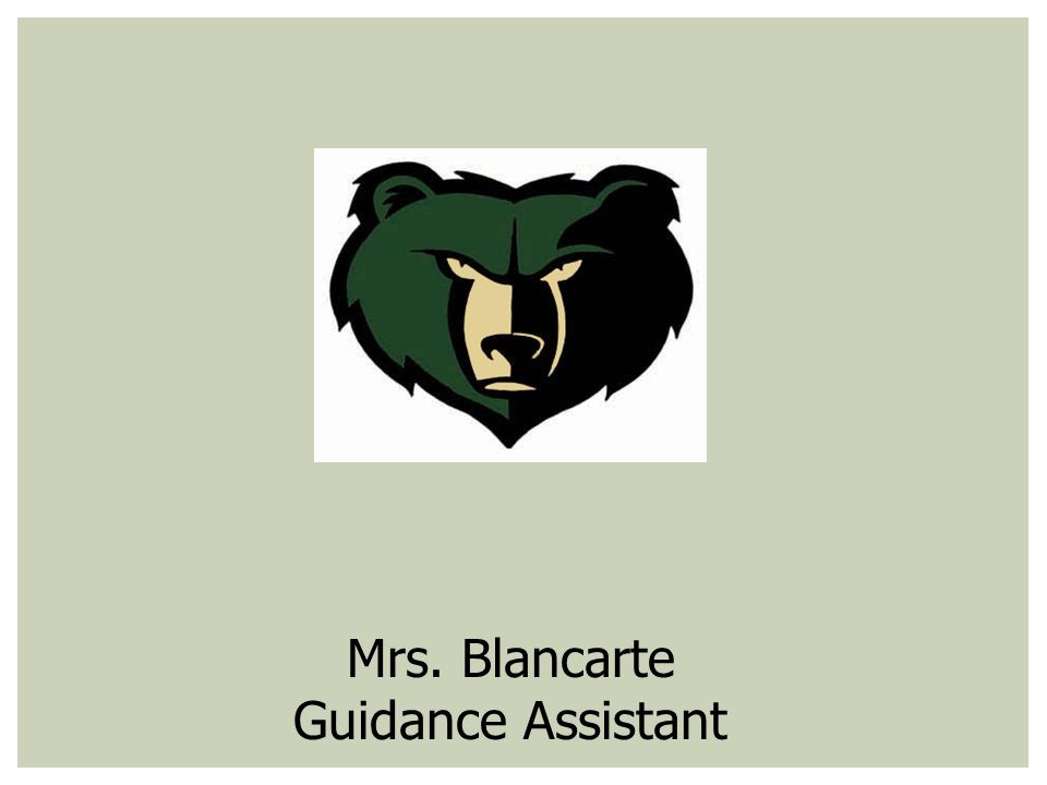  Sc-Z  If I was not a guidance counselor I would be… an Actuary MS. THOMPSON