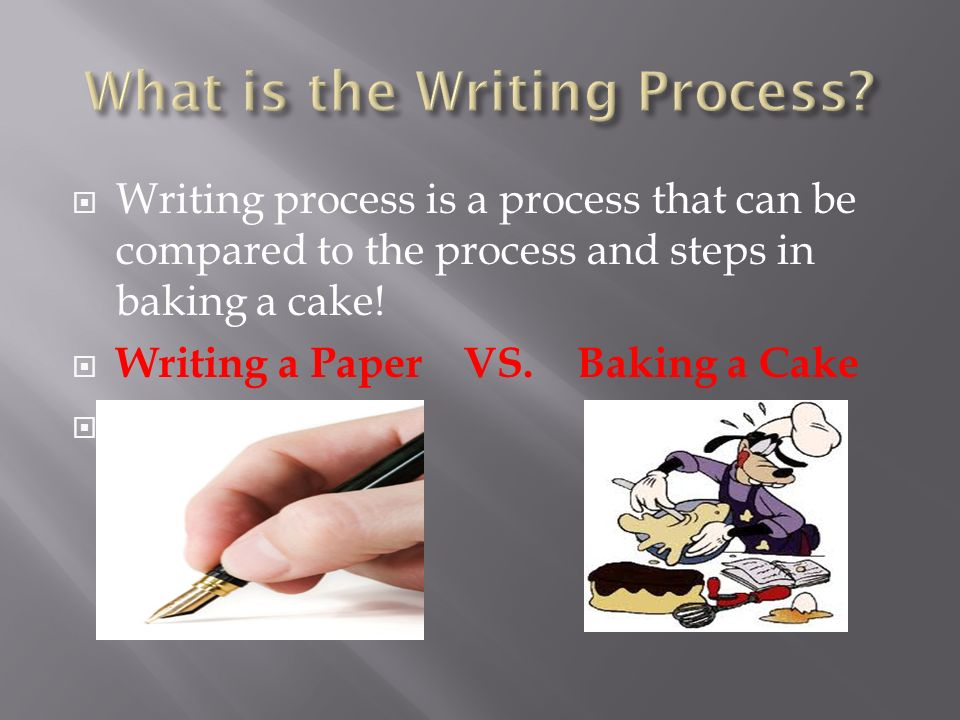 essay writing is a process Time is an important element your readers won't have so much time to complete the process you're explaining be specific each step carries its own importance, and a deficient explanation can ruin the entire process.
