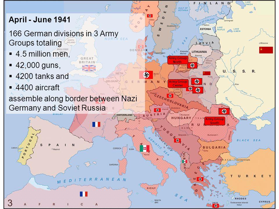 nazi north africa map