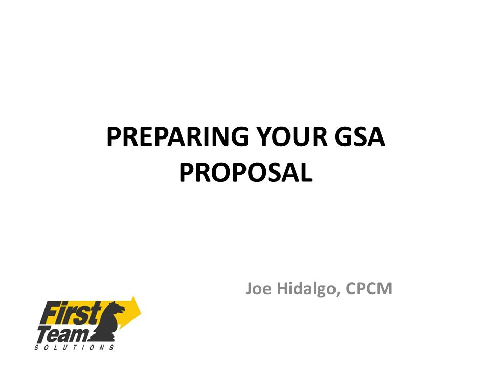 gsa wants you The general services administration namely, the government wants to ensure that when the vendor experiences competitive pressures to reduce its pricing.