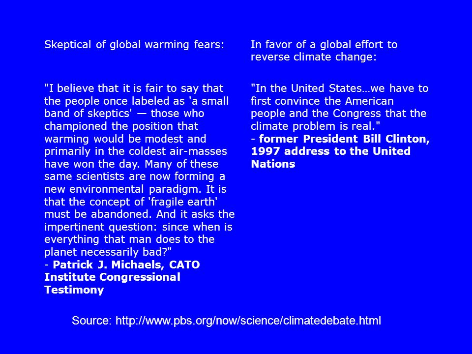 getting skeptical about global warming scepticism