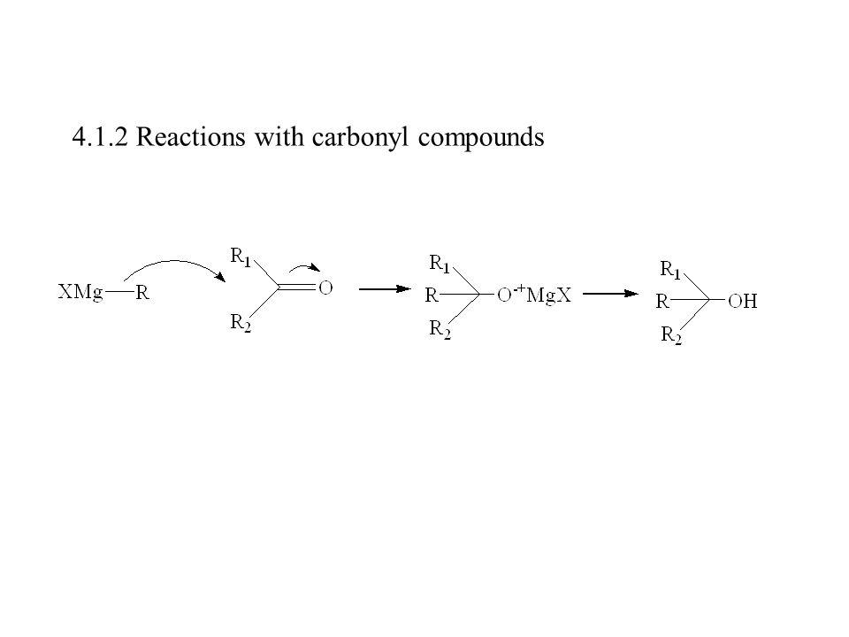 Grignard Reagent Formation