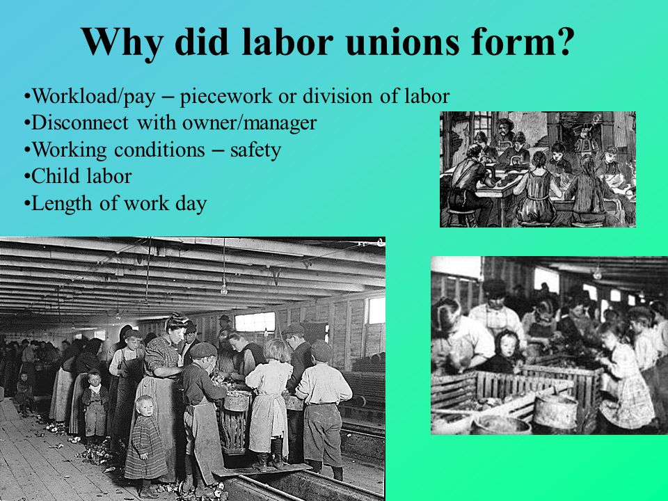 why america still needs labor unions essay Essays On Life Itself