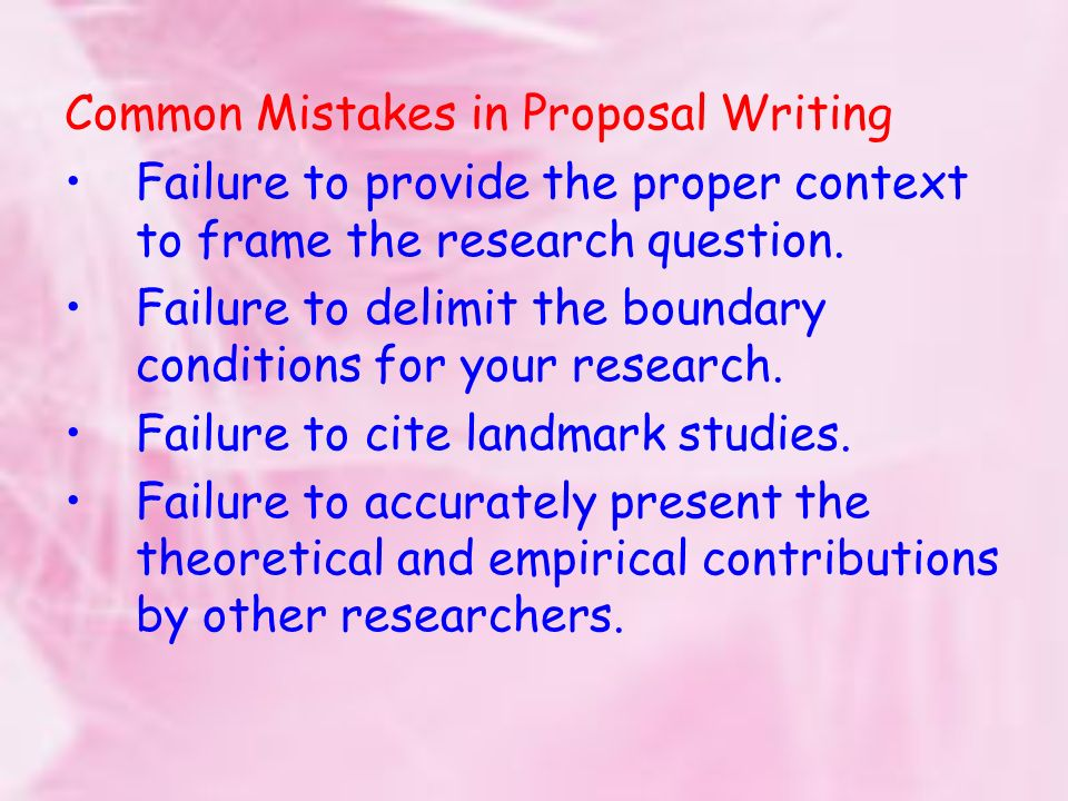 writing your research proposal Your research proposal is not a binding document it is a proposal it is well understood by all concerned that the research you end up pursuing may be different from that in your proposal it is well understood by all concerned that the research you end up pursuing may be different from that in your proposal.