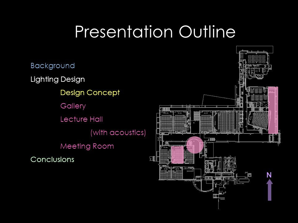 2 Background Design Concept Gallery Lecture Hall (acoustics) Meeting Room Conclusions Background Lighting Design Design Concept Gallery Lecture Hall (with ...  sc 1 st  SlidePlayer & Background Design Concept Gallery Lecture Hall (acoustics) Meeting ... azcodes.com