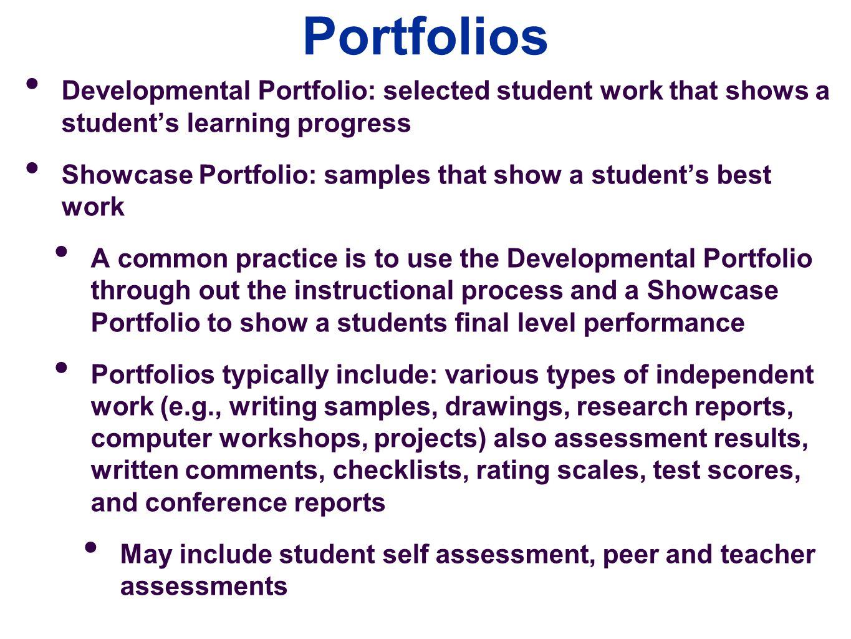 Sample Self Assessment Essay