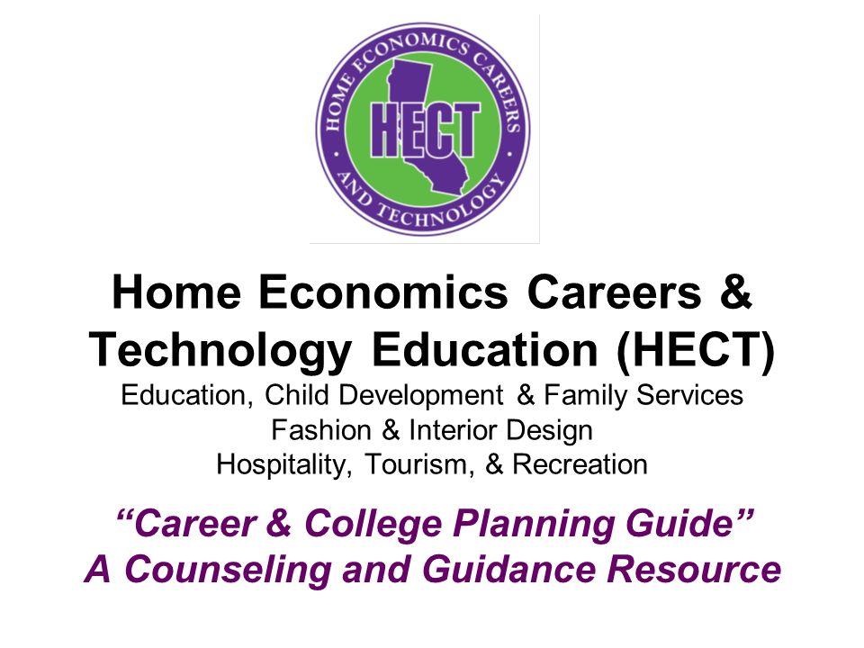 1 Home Economics Careers