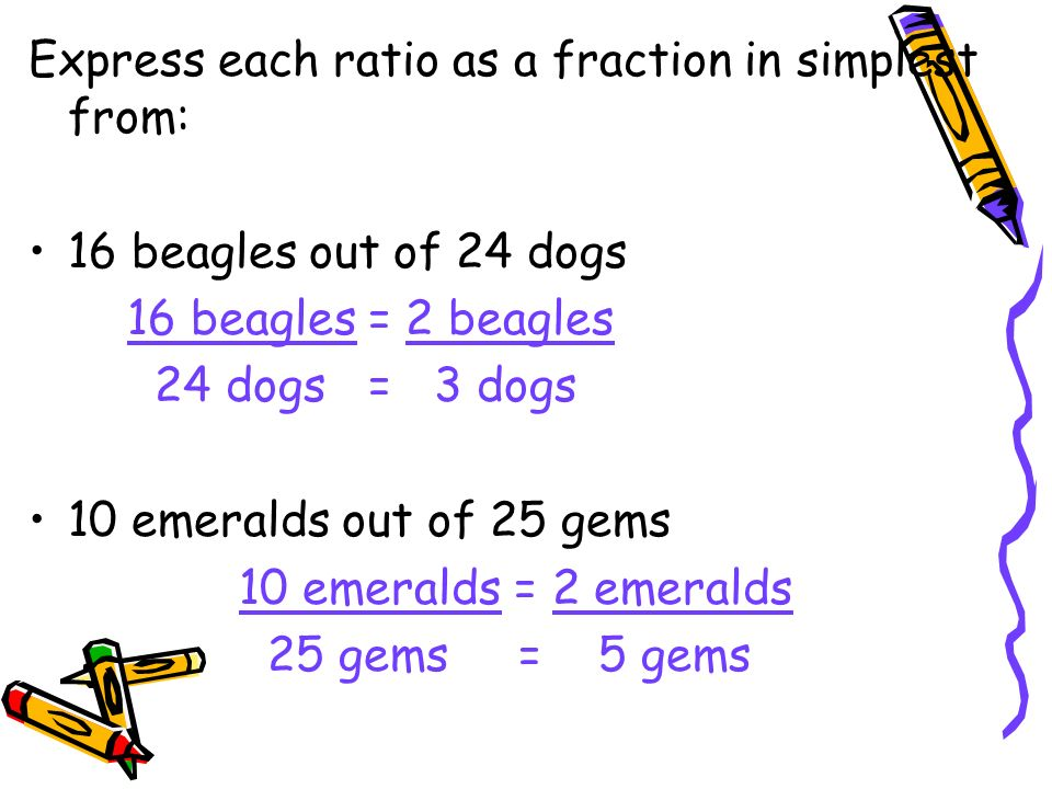 Objective:Objective: Students will express ratios and rates as ...