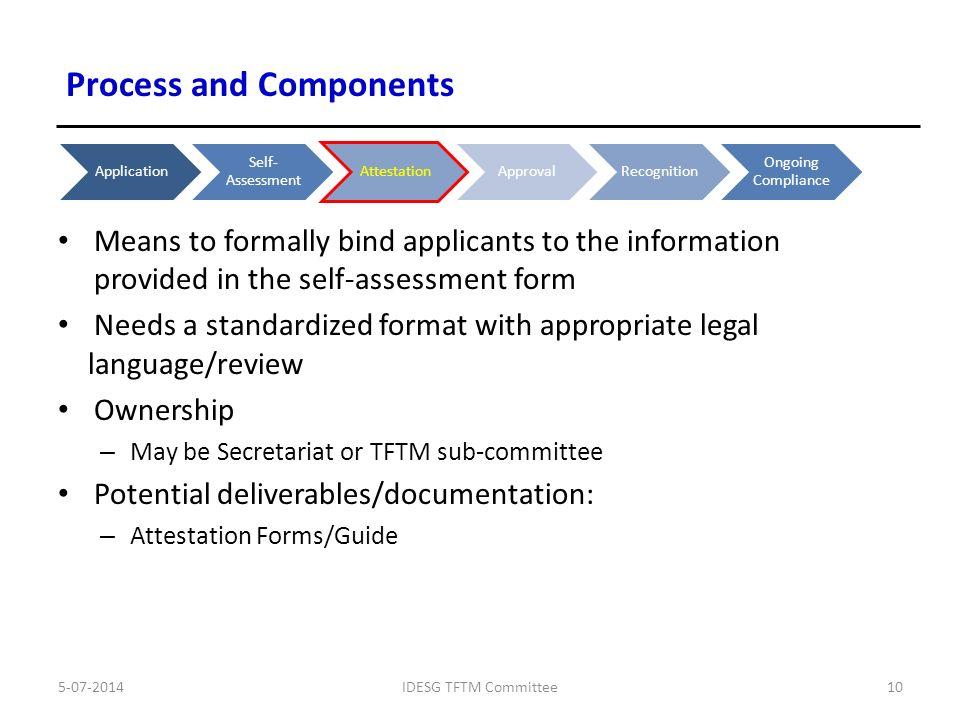 Attestation Form. 5 Requirements Medicare Advantage And Medicare ...