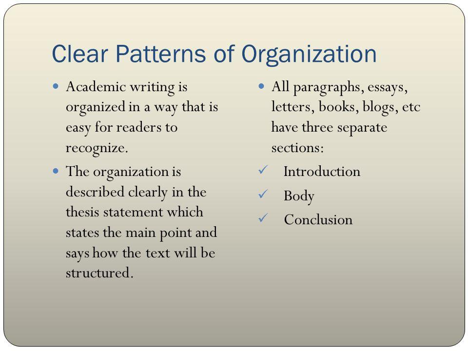 Academic Essay Definition