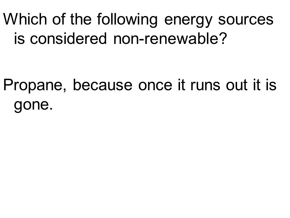 ALTERNATIVE ENERGY & ELECTRICITY REVIEW. RENEWABLE RESOURCES ...