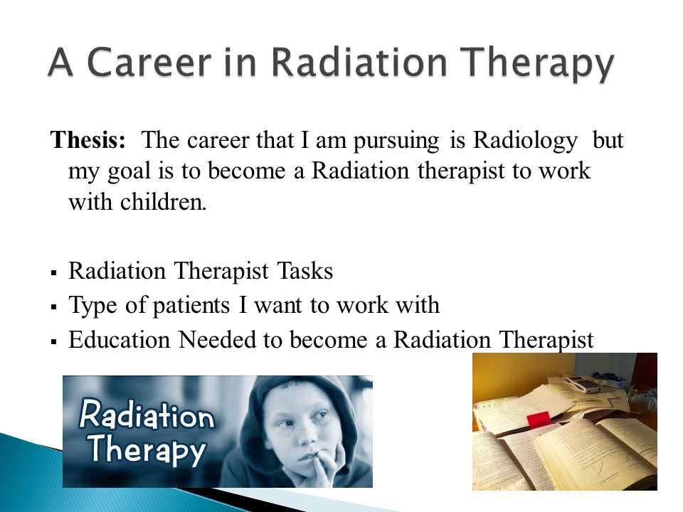 By Erika Mendoza. Thesis: The career that I am pursuing is ...