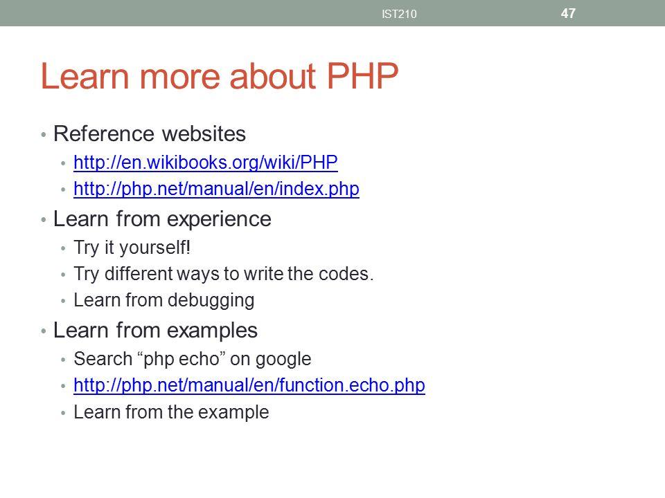 php net manual