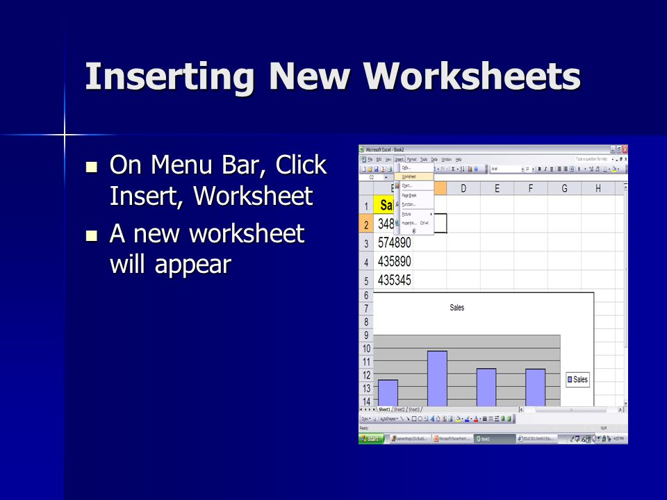 Efc Worksheet Excel Microsoft Office Excel Lesson An Introduction To The Basic Use Of  Preschool Printable Alphabet Worksheets Excel with Geography For Kids Worksheets Word  Inserting New Worksheets On Menu Bar Click Insert Worksheet On Menu  Bar Click Insert Worksheet A New Worksheet Will Appear A New Worksheet  Will  2 Digit Math Worksheets