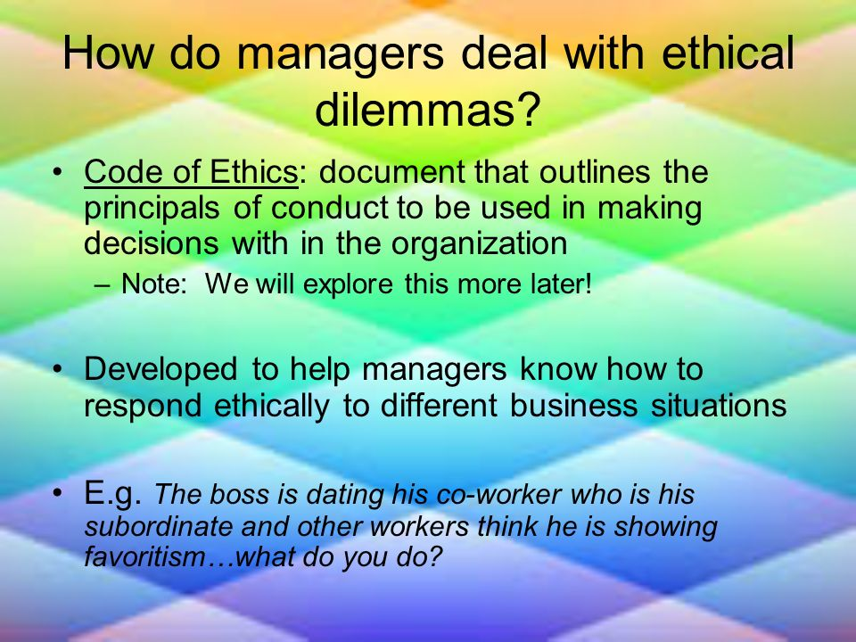 business ethics why asian managers Why are business ethics important a: business ethics are important because they help to develop customer and employee loyalty why is management.