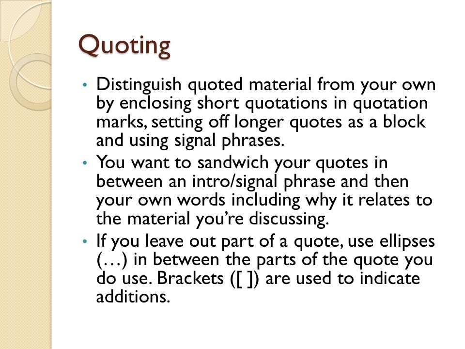 explain the use of summary and quotations in when manana is too soon Get free homework help on f scott fitzgerald's the great gatsby: book summary, chapter summary and analysis, quotes, essays, and character analysis courtesy of cliffsnotes f scott fitzgerald's the great gatsby follows jay gatsby, a man who orders his life around one desire: to be reunited with daisy buchanan, the love he lost.