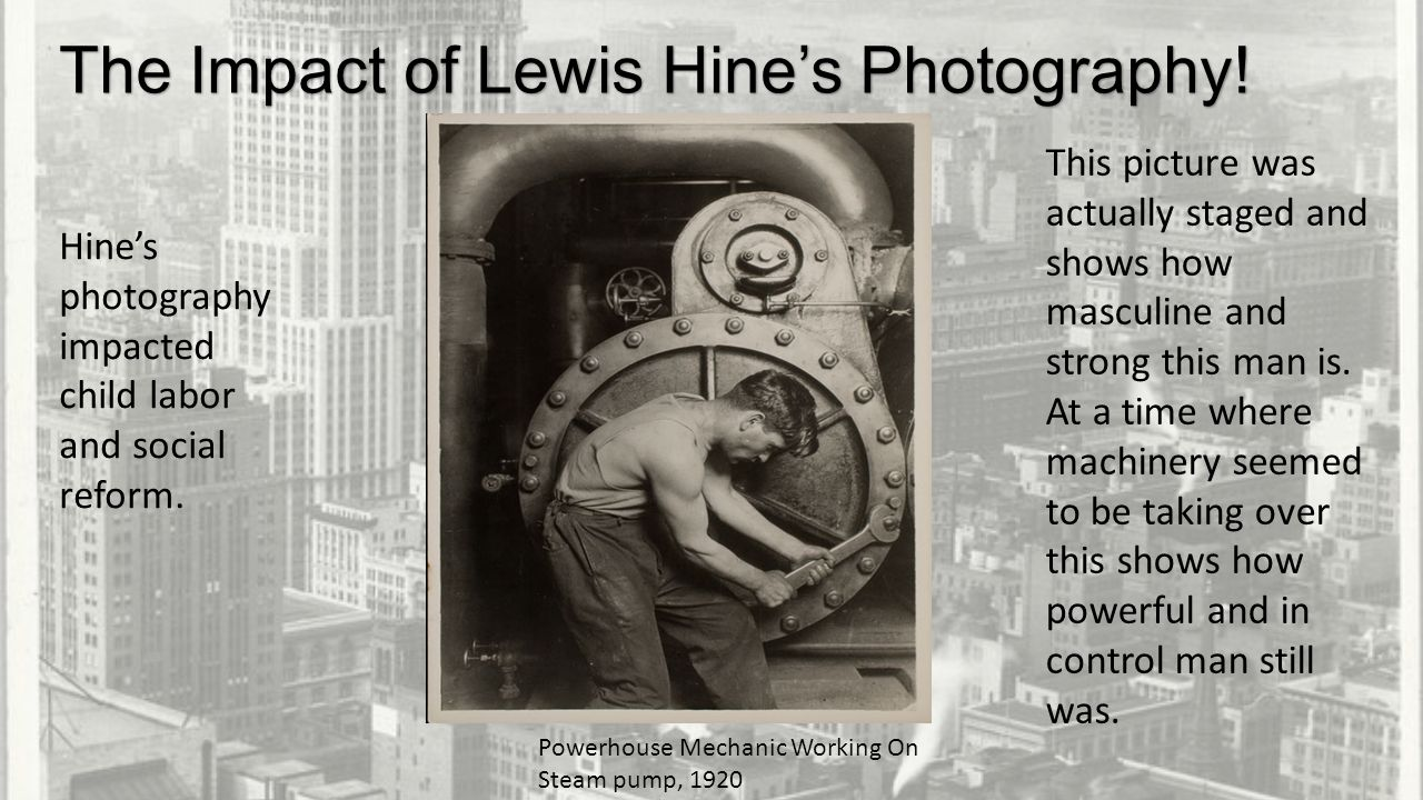 lewis hine little italy