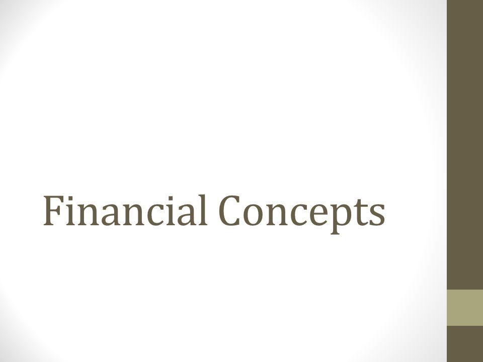 financial concepts business life concepts