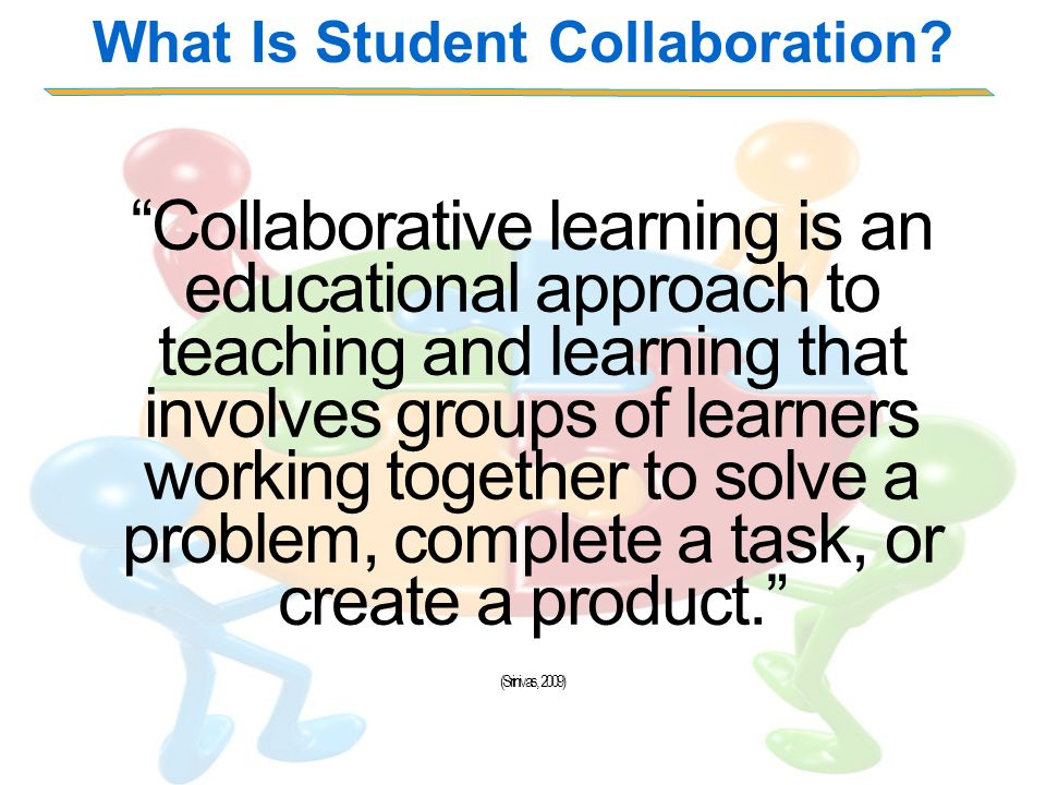 What Is Student Collaboration.