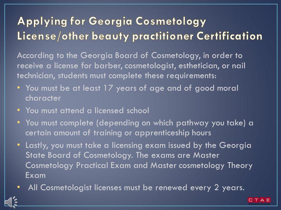 Captivating 2 Cosmetology, Barbering, Esthetics, And Nails