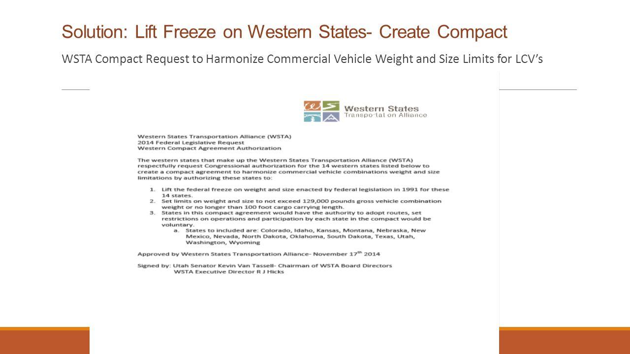 2015 Legislator Forum – Deadwood SD Western State Compact ...