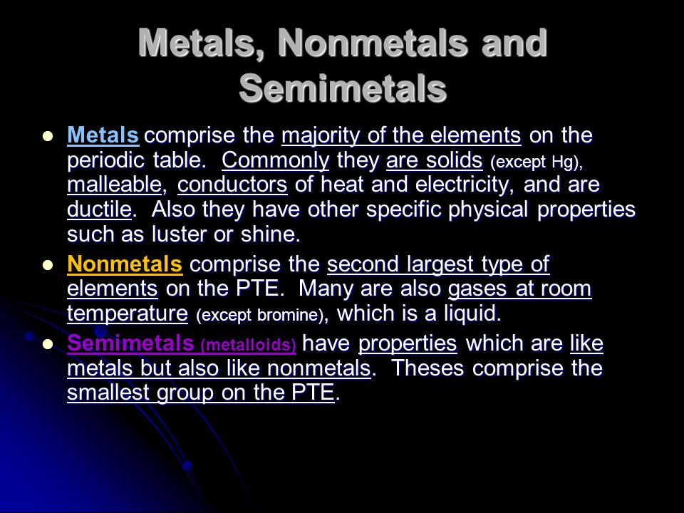 Periodic Table physical properties of elements on the periodic table luster : UNIT 3 Part 3: The Periodic Table 1 Development of the Periodic ...
