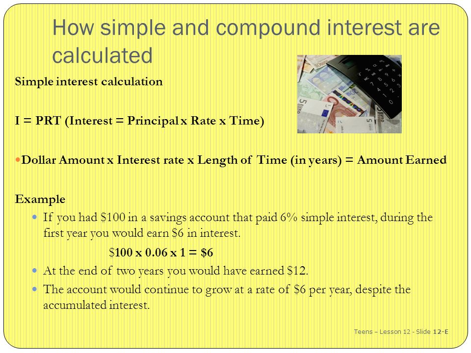 Simple And Compound Interest Worksheet Answers Ukrobstep – Compound Interest Worksheets