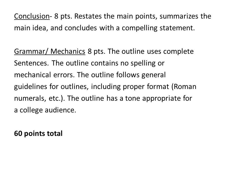 demonstrative communication essay example