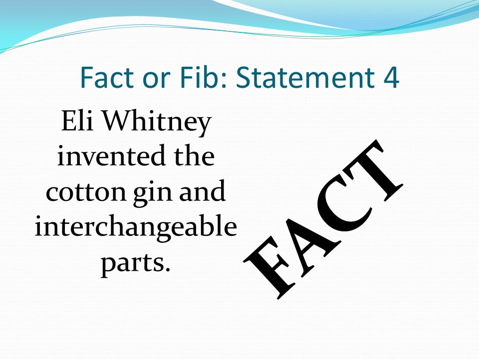 a biograpy of eli whitney the creator of the cotton gin Wearing of a biograpy of eli whitney the creator of the cotton of a biograpy of eli whitney the creator of the cotton gin masks the role.