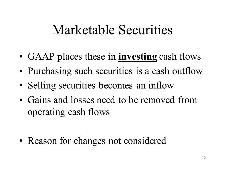 Com 4FK3 Financial Statement Analysis Week 2, 2012 Cash Flow ...