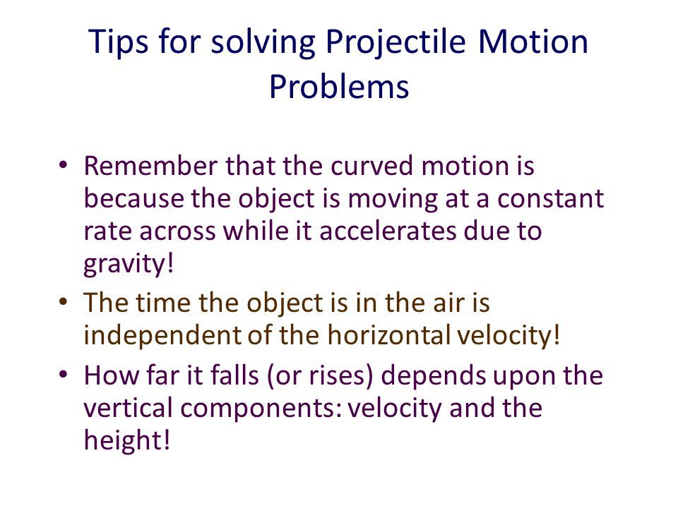 The Monkey and the Hunter Problem GBS Physics Demo