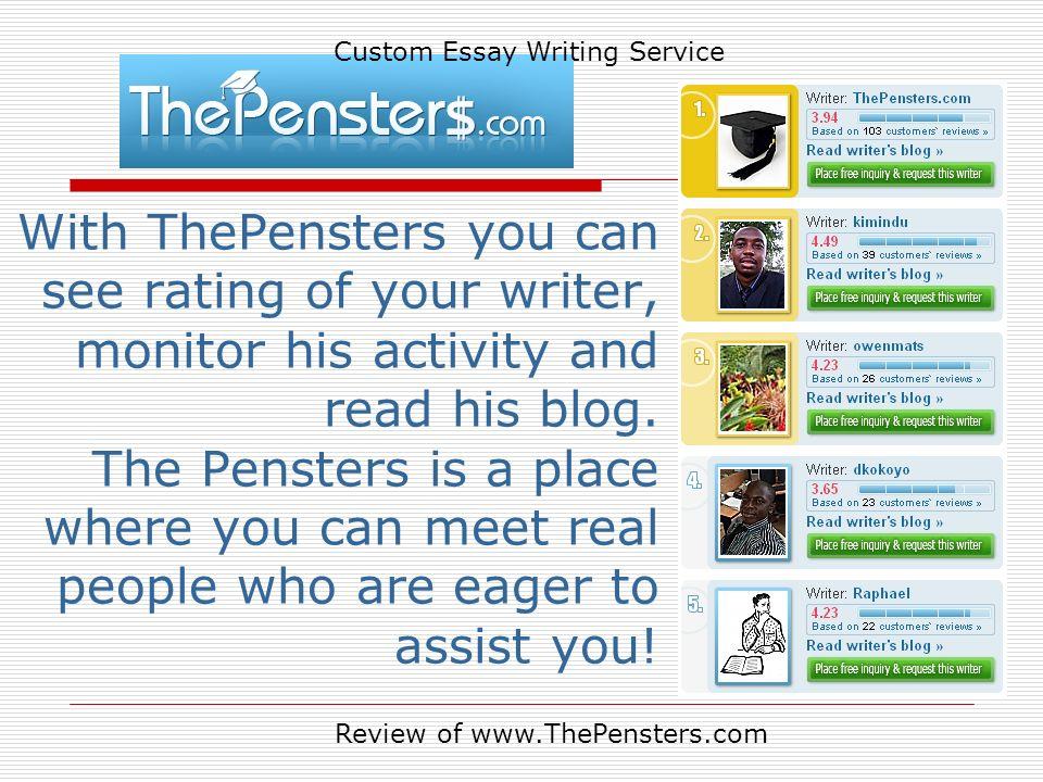 custom writing service usa