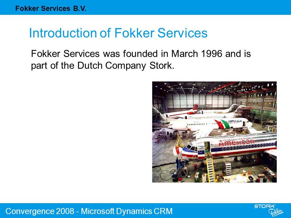 fokker services bv