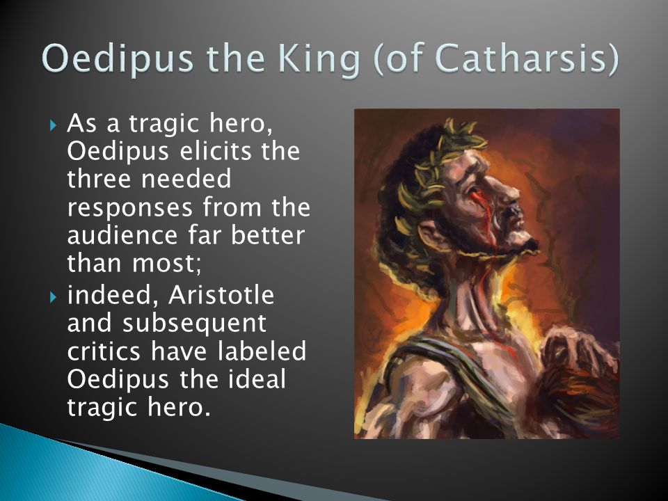 oedipus rex classic tragic hero essay Quick answer oedipus is classified as a tragic hero because he draws emotional support, respect and pity from readers throughout his physical and emotional journeys.
