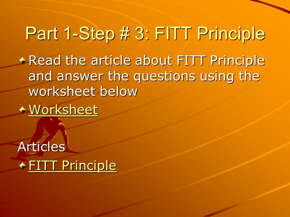 Personal Fitness Worksheet Answers Worksheet – Personal Fitness Worksheet