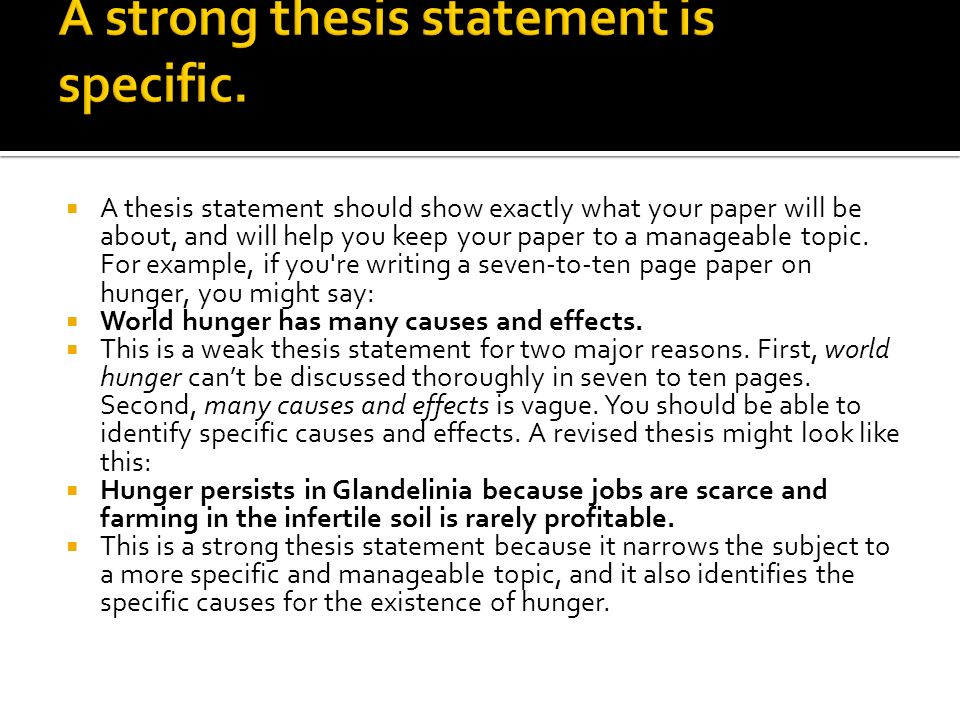 generation x thesis statement A solid thesis statement will always be the heart of your essay -- learn how to write an effective thesis statement with these tips and examples.
