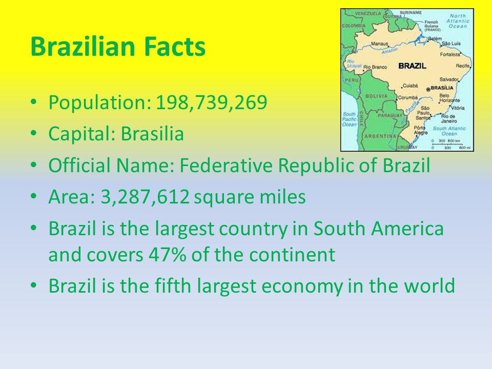 ... 2. Quick Brazil Facts ...