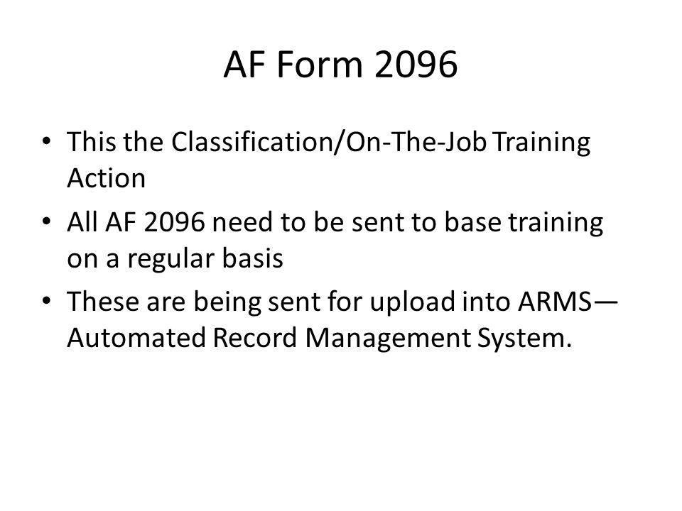 USAF Enlisted Training Samantha Kunzelman, TSgt, USAF AFRL Det 1 ...